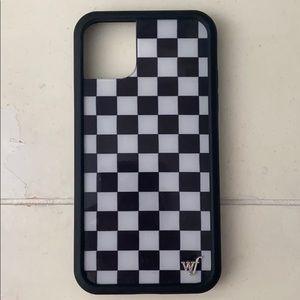 Wildflower iphone 11 case